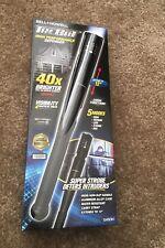 New Bell + Howell High Performance Tac Bat Defender Flashlight LED Bright Light