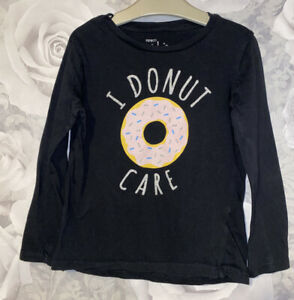 Girls Age 5-6 Years - Long Sleeved Top