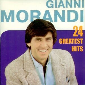 cd gianni morandi	24 greatest hits