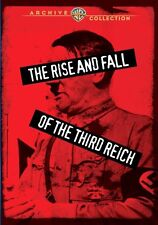 THE RISE & FALL OF THE THIRD REICH (1968) - Region Free DVD - Sealed