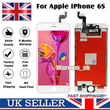 For iPhone 6S Screen Replacement 3D Touch LCD Digitizer Display Assembly White