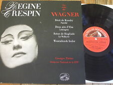 FALP 702 The Voice of Wagner / Crespin