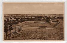 THE PUBLIC PARKS AND TENNIS COURTS, KILBIRNIE: Ayrshire postcard (C17205)