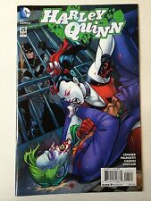 Harley Quinn 25 Joker App 1:25 Hardin Variant Near Mint Condition Or Better NM