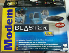 Creative MODEM Blaster USB Model: DE5771  - NEW!