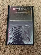 Hotel Style Standard Queen 600 Thread Count Pillowcases
