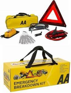 AA Car Emergency Breakdown Kit Car Driving  Travel Kit Warning Triangle