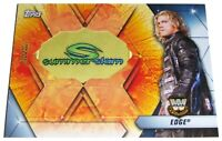 Topps Summer Slam 2019 EDGE Logo Patch Relic Card WWE