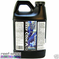 Brightwell Reef Code A 2 Liter Balanced Calcium Coral Supplement Free USA Ship