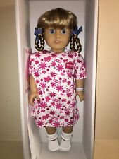 American Girl Kirsten New In Box Hospital Gown Outfit