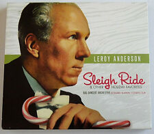 CD - Leroy Anderson Sleigh Ride & Other Holiday Favorites BBC Concert Orchestra