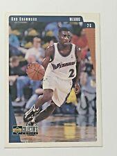 1997-98 Collector's Choice #353 God Shammgod RC