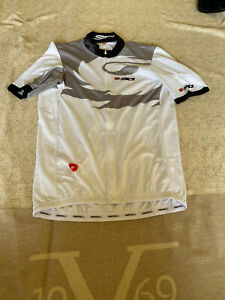 CASTELLI Cycling Jersey BRAND NEW ORIGINAL SIDI SHORT SLEEVES SIZE XL Unisex