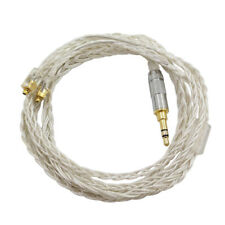 MMCX 3.5mm Headphone Cable Cord 8 Core OFC Line for Sony N3AP Shure SE215