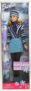 Corduroy Cool Barbie Doll 1999 Mattel 24658 New