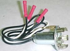 Calterm Chrysler Dodge Ford Tail Turn Stop Light Socket 8543 / PS-43 SET OF 2