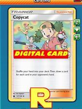 2x Copycat - for Pokemon TCG Online ( DIGITAL ptcgo in Game Card)