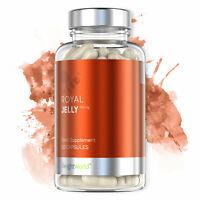 Gelee Royale Kapseln | 750mg Pur Royal Jelly Extrakt | Immunsystem & Vitalität