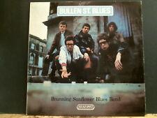 BRUNNING SUNFLOWER BLUES BAND  Bullen St. Blues  LP    Dirty Blues Psych Rock