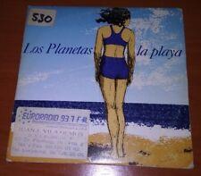 LOS PLANETAS-LA PLAYA,CD SINGLE SPAIN 1998