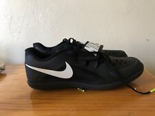 Nike Zoom Rival Sd 2 Shot Put Discus Track Throw Shoe Black Size 10 685134-017