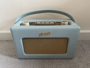 Roberts Revival Uno DAB/DAB+/FM Digital Radio with Alarm - Duck Egg