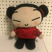 VTG SOK Sonokong Pucca South Korean Plush Doll Anime Vooz Club Stuffed Animal