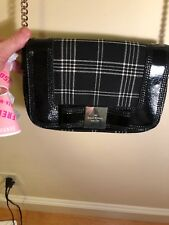 Kate Spade New York Black And White Shoulder Bag