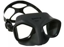 New 2019 Mares Viper Spearfishing Freediving Scuba Diving Dive Mask Black