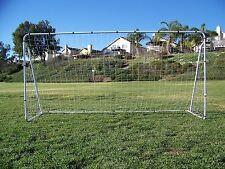 12 X 6 Ft. Official Youth Regulation Steel Frame Soccer Goal. w/ Net