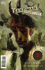THE SANDMAN: OVERTURE (2013) #2 VF/NM VERTIGO NEIL GAIMAN COVER B