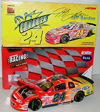 99 Jeff Gordon #24 NASCAR Racers Chevrolet 1:24 Action RCCA Limited Edition Bank
