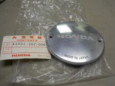 Honda NOS CB100, CL100, SL100, SL125, Alternator Cover, # 11431-107-000   I