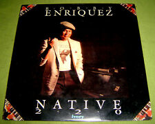 PHILIPPINES:BOBBY ENRIQUEZ - Native 2.2.0 LP OPM rare Jazz Fussion,Filipino,