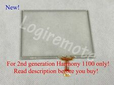 New LCD Touchscreen/Digitizer for Logitech Harmony 1100 remote (2nd Generation)