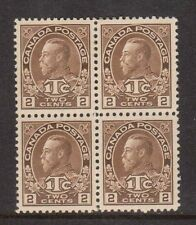 Canada #MR4i XF Mint Gem Block