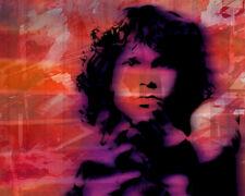"""Jim Morrison canvas print poster 25""""x20"""""""