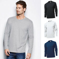 Stedman Comfort Longsleeve Herren Langarm Mann Langarmshirt T-Shirt ST2130