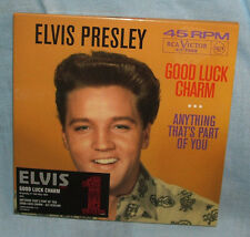 Elvis Presley Good Luck Charm - limited edition numbered CD single