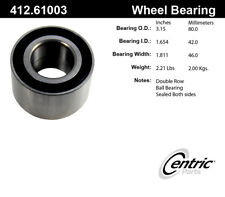 C-TEK Standard Wheel Bearing fits 2000-2006 Lincoln LS  C-TEK BY CENTRIC