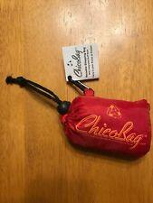 NEW ChicoBag~Original Reusable Shopping Bag~ Red
