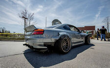 FRP ROCKET BUNNY TRUNK WING SPOILER FOR NISSAN 200SX 240SX S15 SILVIA