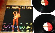 THE ELECTRIC EELS THE EYEBALL OF HELL USA PUNK 2x LP 2001 + INSERT THE CRAMPS