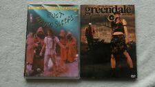 Neil Young DVD BUNDLE Greendale + Rust Never Sleeps PAL VGC FAST POST RARE