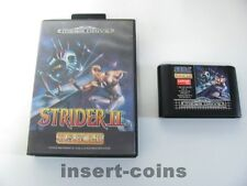 Strider II / 2   -  Sega Mega Drive / MD / Pal / 6