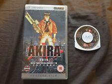 AKIRA UMD Movie PSP