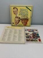 Bing Sings 96 of His Greatest Hits Reader's Digest Collectors Edition Vinyl 1978