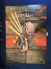 Krull 23×33 inch Original German Movie Poster (1983) [9349]