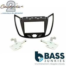 Ford C-Max 2010 Onwards Car Stereo Radio Black Double Din Fascia CT23FD41