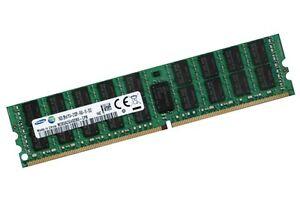 16GB Ram DDR4 RDIMM ECC REG 2133Mhz Speicher f Dell Precision 5810 (T5810) Tower